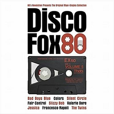 Disco Fox 80 Vol.5-The Orig