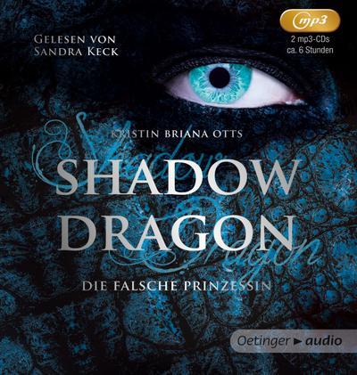 Shadow Dragon. Die falsche Prinzessin (2 mp3 CD): Ungekürzte Lesung, ca. 540 min.