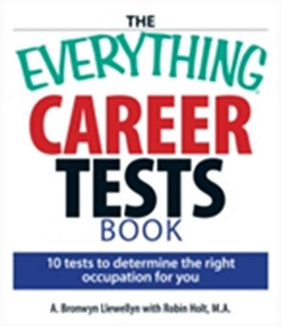 Everything Career Tests Book