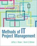 Methods of IT Project Management [Taschenbuch] by Brewer, Jeffrey L.; Dittman...