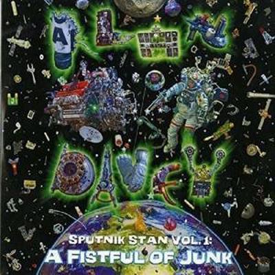 Davey, A: Sputnik Stan Vol.1: A Fistful of Junk