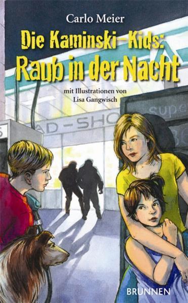 Die Kaminski-Kids. Raub in der Nacht, Carlo Meier