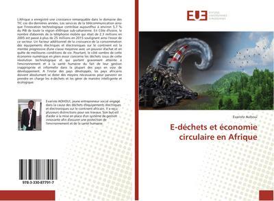 E-déchets et économie circulaire en Afrique