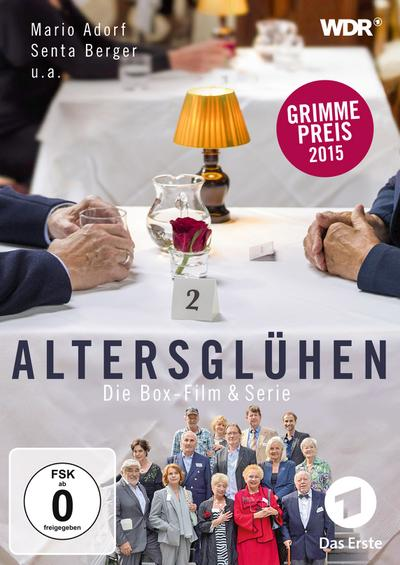 Altersglühen-Speed Dating für Senioren-Film & Seri