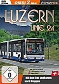 OMSI 2 - AddOn Luzern Linie 24