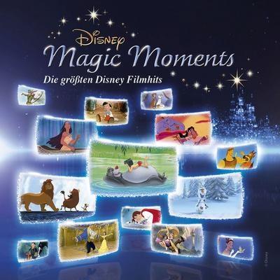 Disney Magic Moments - Die größten Disney Filmhits