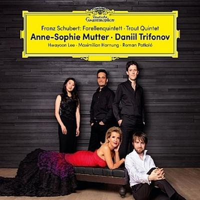 Forellenquintett - Trout Quintet, 1 Audio-CD