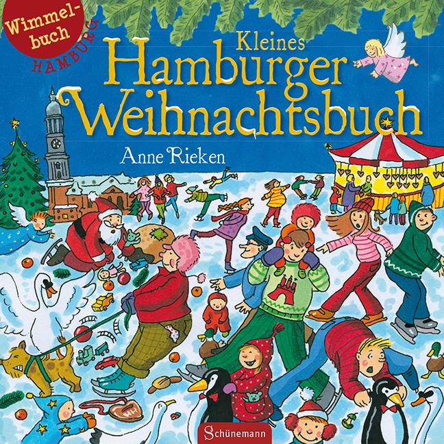 Kleines Hamburger Weihnachtsbuch, Anne Rieken