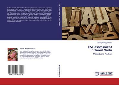 ESL assessment in Tamil Nadu
