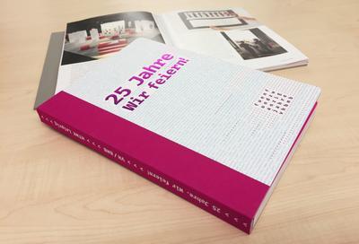 25 Jahre. Wir feiern!: Festschrift Studiengang Verlagsherstellung/Buch- und Medienproduktion