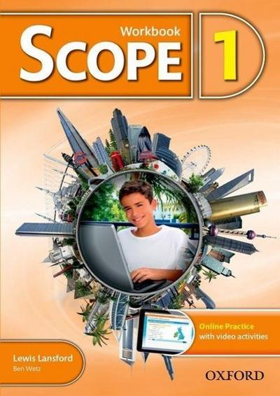 Scope: Level 1. Workbook with Online Practice (Pack)