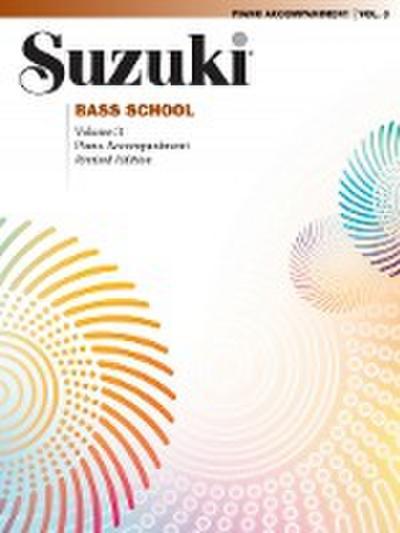 Suzuki Bass School Piano Accompaniment 3