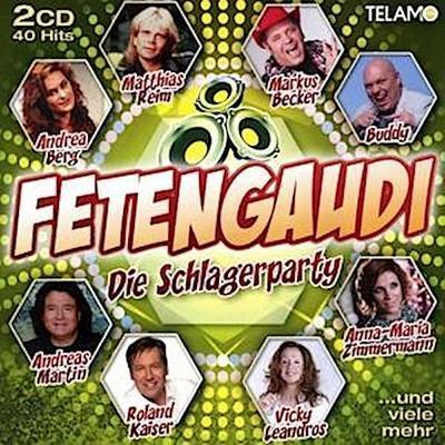 Fetengaudi-Die Schlagerparty
