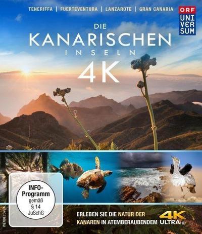 Die Kanarischen Inseln 4K Ultra HD