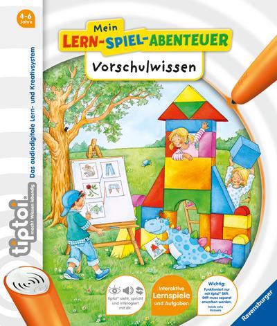 tiptoi® Mein Lern-Spiel-Abenteuer: tiptoi® Vorschulwissen