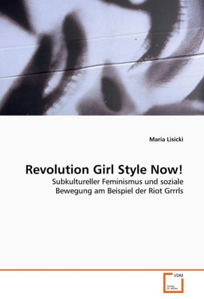 Revolution Girl Style Now! - Maria Lisicki