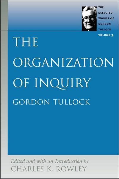 The Organization of Inquiry
