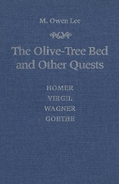 Olive-Tree Bed and Other Quests