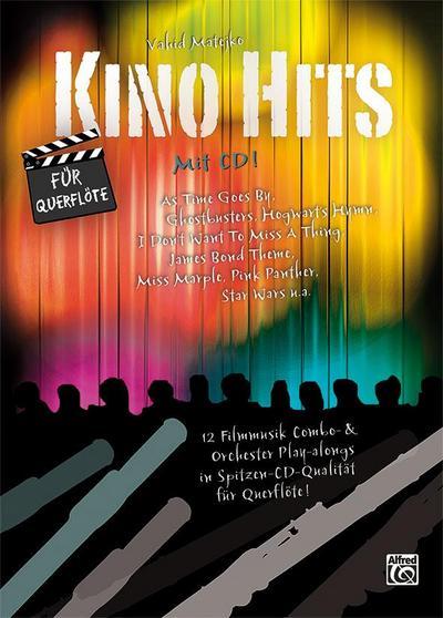 Kino Hits für Querflöte