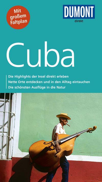 DuMont direkt Reiseführer Cuba