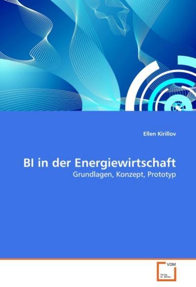 BI in der Energiewirtschaft - Ellen Kirillov