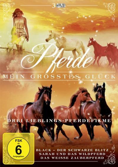 Pferde - Mein grösstes Glück