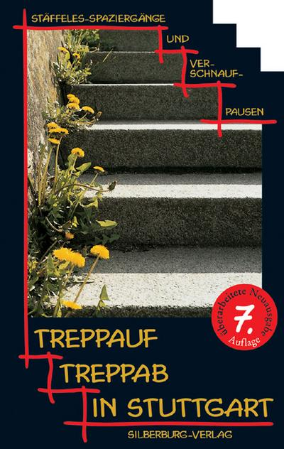 Treppauf, treppab in Stuttgart