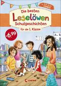 Die besten Leselöwen-Schulgeschichten für die 1. Klasse