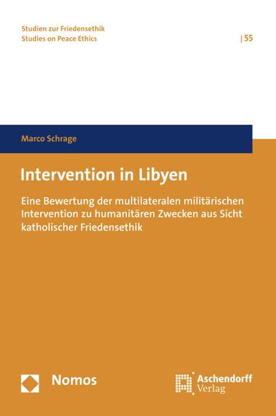 Intervention in Libyen