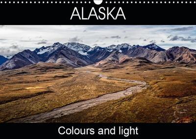 Alaska (Wall Calendar 2019 DIN A3 Landscape)