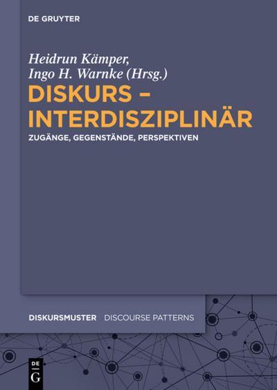 Diskurs - interdisziplinar