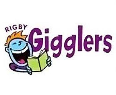Rigby Gigglers: Single Copy Collection Roaring Red