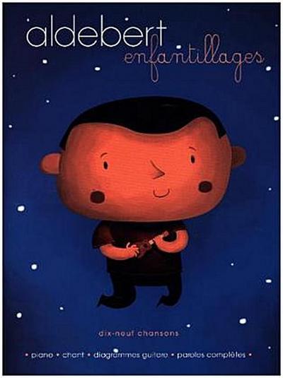 Enfantillages - 19 Chansons, Klavier, Gesang, Gitarre