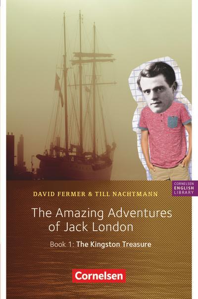 The Amazing Adventures of Jack London 1
