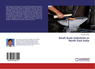 Small Scale Industries in North East India