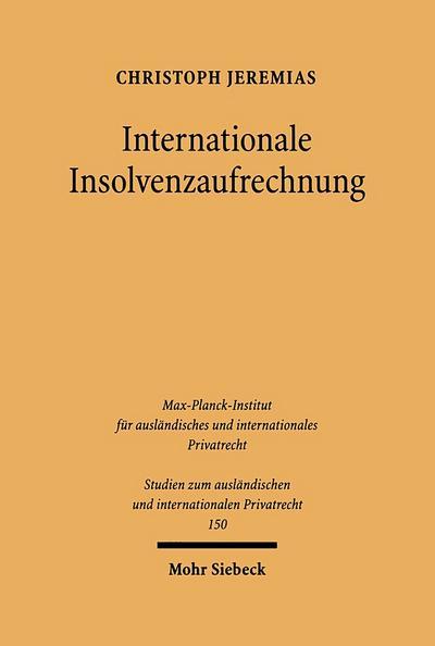 Internationale Insolvenzaufrechnung