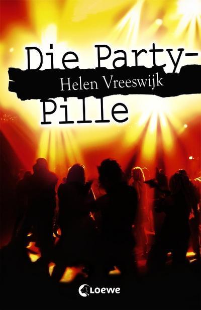 Die Party-Pille   ; Übers. v. Knuffinke, Sandra /Komina, Jessika; Deutsch;  -