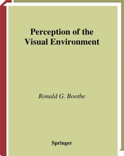 Perception of the Visual Environment
