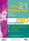 Erfolg im Mathe-Abi 2021 Hessen Lernpaket 'Pro' Leistungskurs