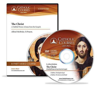 The Christ (Audio CD): A Faithful Picture of Jesus from the Gospels