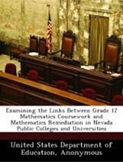 United States Department of Education: Examining the Links B