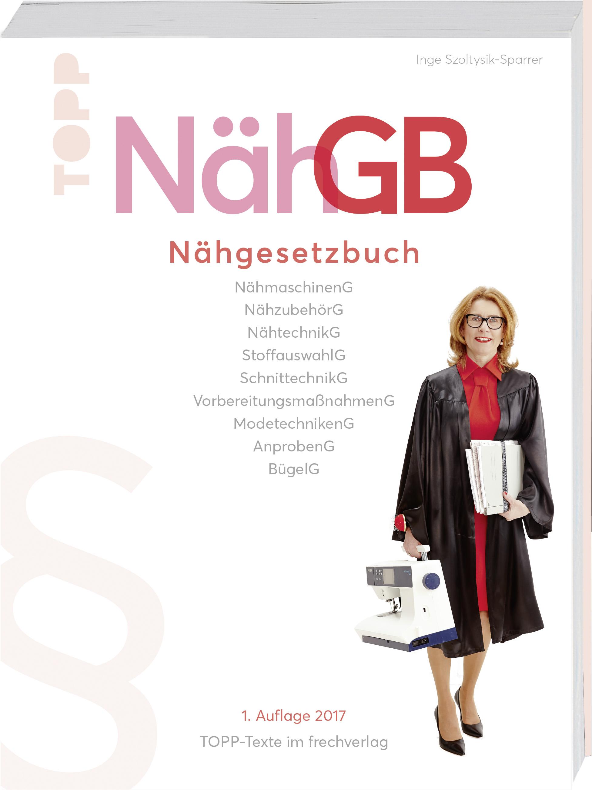 NähGB - Das Nähgesetzbuch