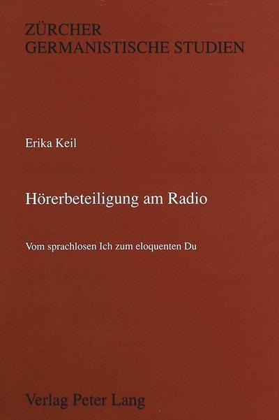 Hörerbeteiligung am Radio