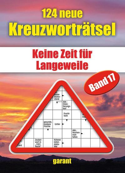 124 Neue Kreuzworträtsel Band 17