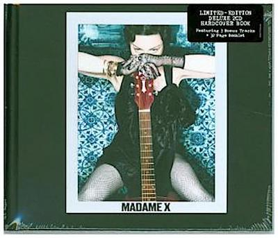 Madame X, 2 Audio-CDs (Limited-Deluxe-2CD-Hardcover-Book)