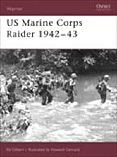 US Marine Corps Raider 1942 43