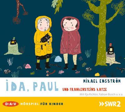 Ida, Paul und Frankensteins Katze, Audio-CD