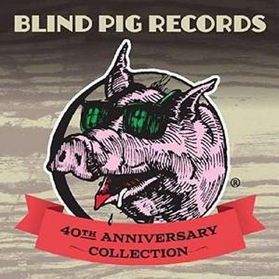 Blind Pig Records: 40th..
