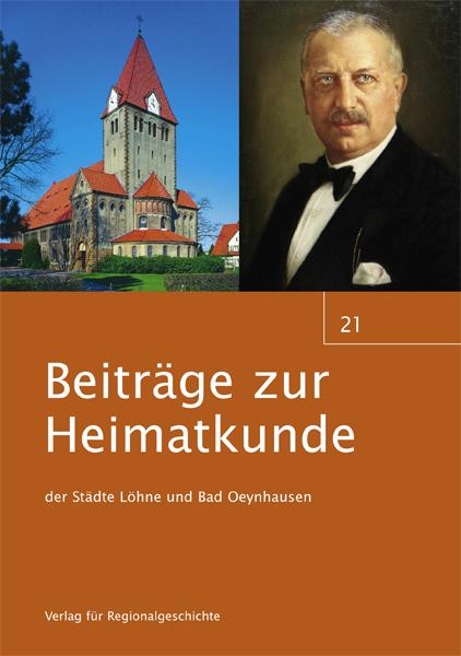 Beiträge zur Heimatkunde der Städte Löhne und Bad Oeynhausen ... 9783895348815