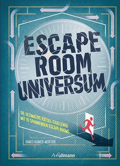 Escape Room-Universum: Rätsel-Universum (Escape Book)